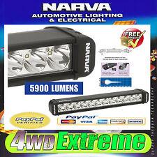 NARVA GREAT LED LIGHT BAR SPOT BEAM 5900 LUMENS WHITES TRUCK LIGHTS 72735 LED