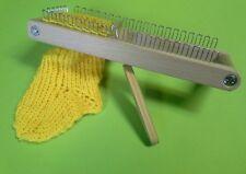 Strickstab mit 52 Haken /& Stricknadel Strickliesel stricken leicht und einfach