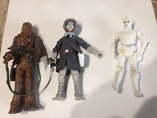 Star Wars Legacy Hoth Recon Patrol Chewbacca, Han Solo and K3-PO
