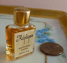 VTG NEW NOS 1950s Replique RAPHAEL Real Pure Parfum Perfume Micro Miniature 2g