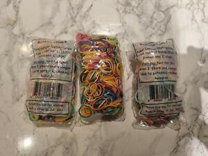 1800 Loom Rubber Bands Kids Children's Craft Hair Bracelet Bands
