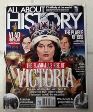 ALL ABOUT HISTORY Nov 2016 SCANDALOUS RISE Of VICTORIA Witchcraft PLAGUE Of 1918