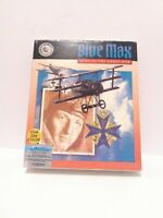 "Blue Max Aces Of The Great War IBM PC Big Box  3.5"" Disk"