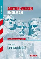 Abitur-Wissen - Englisch Landeskunde USA von Rainer Jacob (2013, Taschenbuch)