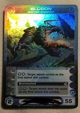 Blugon Winter Warrior Unused Code Max energy