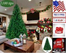 Perfect Holiday Season 2/3/4ft Artificial PVC Christmas Tree Green Xmas w/Stand