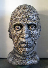 Hammer Horror The Mummy Christopher Lee mask head prop bust movie monster RARE