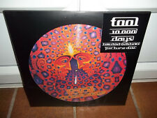 TOOL 10000 10 000 days PICTURE DISC LIMITED EDITION LP sealed ! hard rock metal