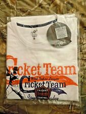 New listing India West Indies League Cricket Team From India T-Shirt [Xl]
