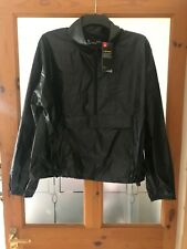 Under Armour Ladies Womens Thin Water Repellent Sports Jacket (Black) Size Large