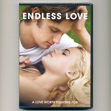 Endless Love 2014 PG-13 drama romance movie, new DVD A Pettyfer, Gabriella Wilde