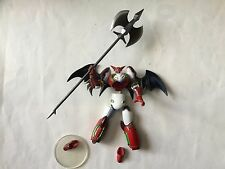 SHIN GETTER ROBOT 1 action figure 11 cm snodabile GETTA SPACE rotto DAMAGE