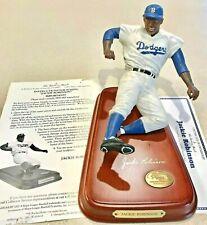 Jackie Robinson Danbury Mint All-Star Figurine / Statue ~ Brooklyn Dodgers