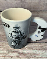 Star Wars Storm Trooper Cocoa Coffee Mug Cup GALERIE
