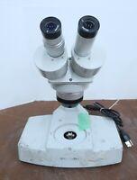 Meiji EMF Omano Stereo Zoom Binocular Microscope with SWF10X Eyepieces