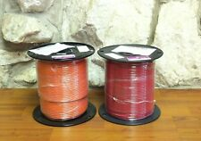 500 FT THHN/THWN WIRE 12 AWG STRANDED 600 VOLT. MADE IN USA.   YELLOW ONLY!