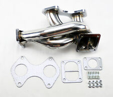 Mazda RX7 1993-1995 FD3S T4 T04B Flange Stainless Steel Turbo Manifold 13B