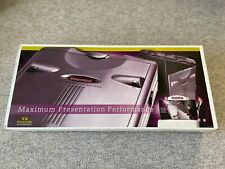 Showmax Tabletop Self Packing Display Lights And Original Box