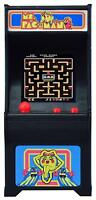 Pocket Size Multi Level Miniature Ms. Pac Man Mini Tiny Arcade Machine Games™