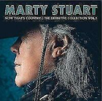 Marty Stuart - NOW THAT'S COUNTRY THE DEFINITIVE COLLECTION VOL 1 NUOVO CD