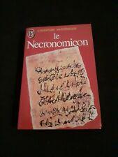 Le Necronomicon - L'aventure Mystérieuse - Jai Lu (1983)