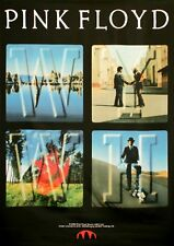 """PINK FLOYD 'WISH YOU WERE HERE' Large Fabric Poster 40"""" x 30"""" - BNI blister pack"""