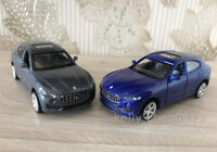 CAIPO 1:43 MASERATI Levante SUV Alloy Car Model  Kids Toy Vehicles