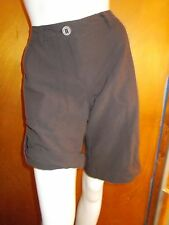 Sprayway 'Mandalay' Water Resistant Walking Hiking Shorts UK10 Marron Brown BNWT