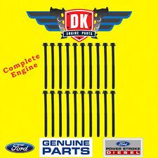 Ford OEM 6.0 Powerstroke Diesel Cylinder Head Bolts VT365 F250 F350 Genuine SET