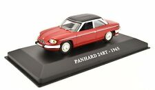PANHARD 24BT - 1965 1:43 IXO ALTAYA Die Cast Model Car (ABVFO007)