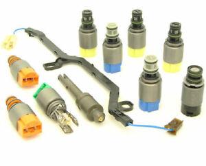 BMW F10 F12 F01 F02 X5 X6 Transmission Solenoid Kit ZF 1068298047 6HP21 6HP28