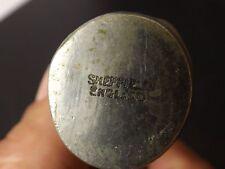 Ancien Tire Bouchon Anglais, Sheffield England, Poignée en Bois de Cerf
