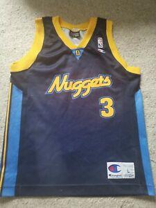 NBA DENVER NUGGETS ALAN IVERSON KIDS JERSEY