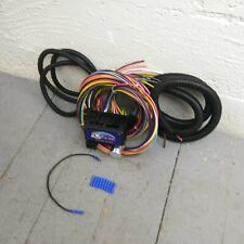 Wire Harness Fuse Block Upgrade Kit for 1964 - 1974 Gm A Body Chevelle rat rod