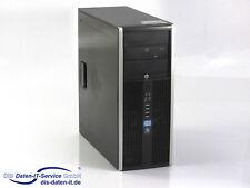 HP Compaq Elite 8200 MiniTower PC, i3-2120 3,3GHz, 4GB RAM, 500GB HDD, DVD-RW