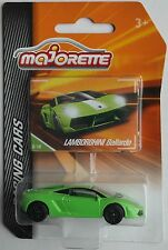 MAJORETTE racing Cars-Lamborghini Gallardo vert Nouveau/OVP