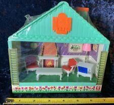 Vintage 1970s Bandai Miniature DOLL Sitting Room RARE Dream House NIP SEALED