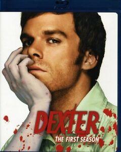 Dexter - Dexter: The First Season [New Blu-ray] Ac-3/Dolby Digital, Dolby, True-