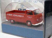 Wiking 1:87 VW T2 Pritsche OVP Krupp Schellhass Bremen