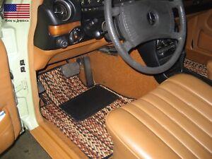 Mercedes-Benz 123 Station Wagon 1979-1985 Custom Car Floor Mats CocoMats 4 Piece