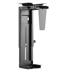 Techlink Evo Office Adjustable Under-Desk/Wall Mountable CPU Desktop PC Mount