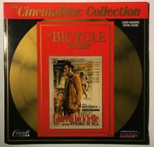 The Bicycle Thief - Laserdisc - 1948 Italian Film With English Subs!