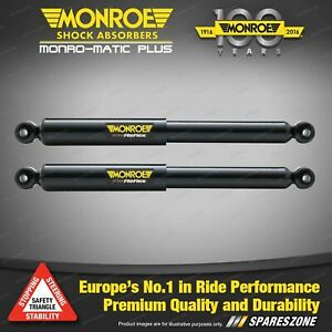 Front Monroe Monro-Matic Plus Shock Absorbers for Hyundai Santa Fe TM DM 15-on