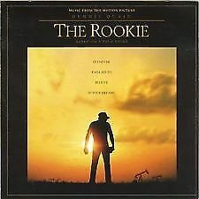 The Rookie -  soundtrack- CD NEW AND SEALED -Fogerty Earle Jefferson Airplane