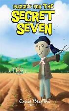 10: Puzzle For The Secret Seven, Blyton, Enid, New Book