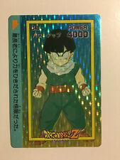 Dragon Ball Z PP Card Prism 340 (Version Ligne)
