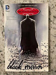 Batman The Black Mirror DC Comics TPB Graphic Novel Comic Book Joker Robin J587