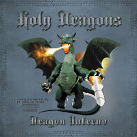 HOLY DRAGONS - Dragon Inferno (Heavy/Power/Speed Metal)