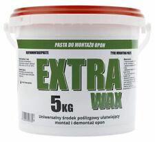 Pasta de Montaje para Neumaticos Blanca Extra Wax 5 Kgs.