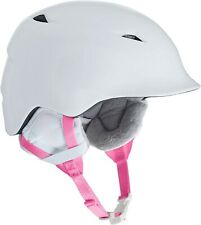 Bern 168941 Girls Camina Helmet Protective Gear White Size Small/Medium